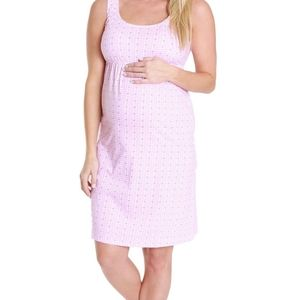 Maternity Nightgown with FREE ROBE